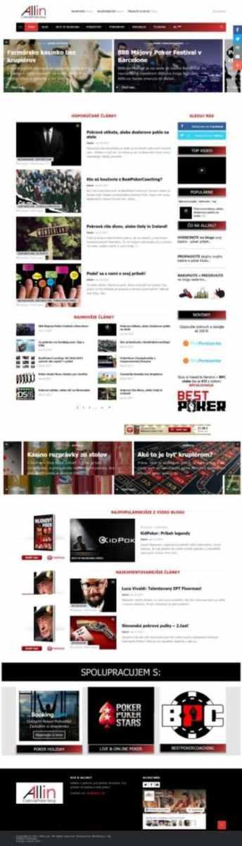Poker and Casino blog