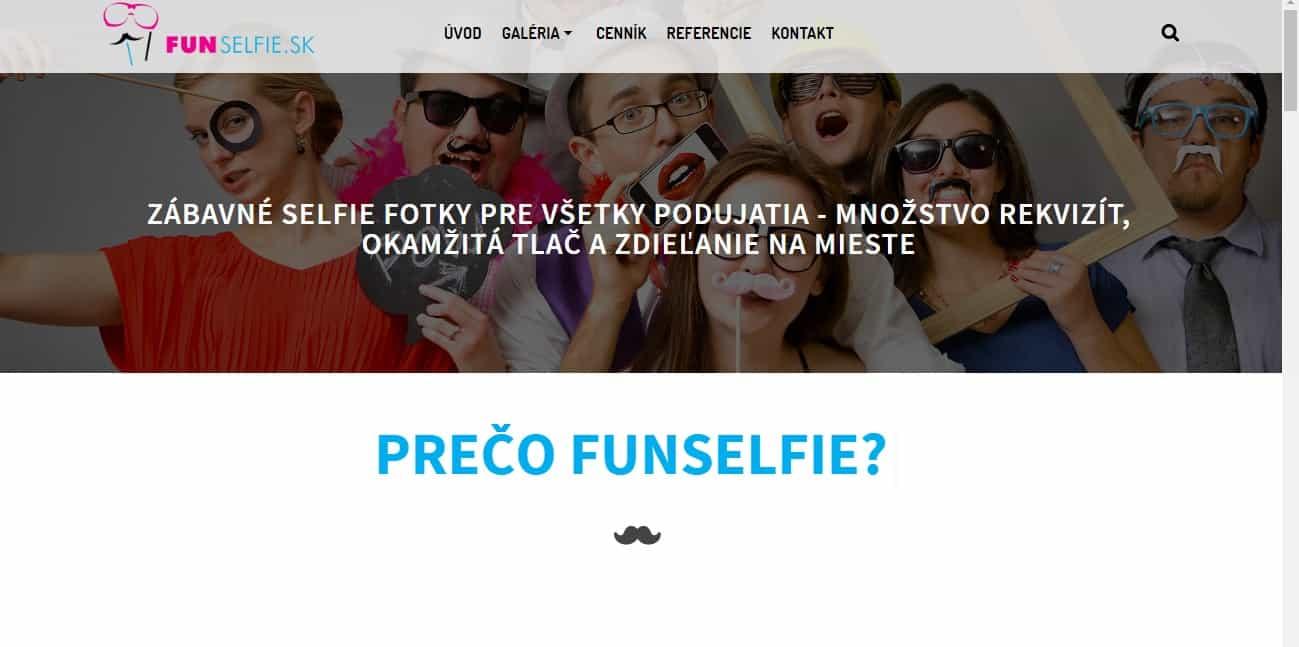 funselfie.sk