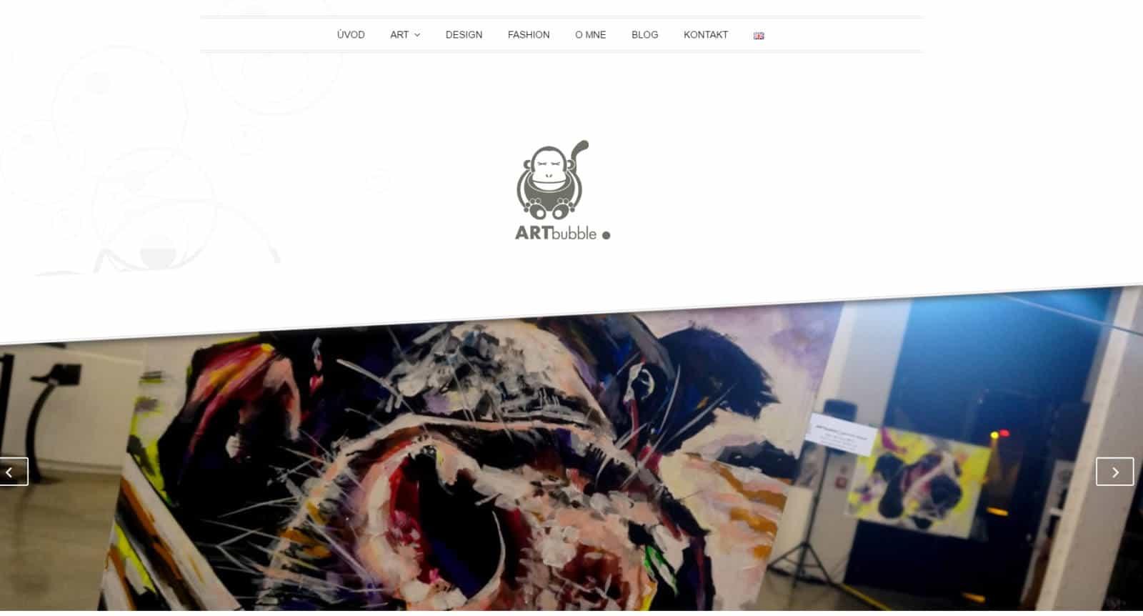 Gabriela Holcer – redesign